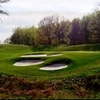 A view of the 4th hole at Marlton Golf Club