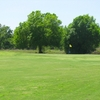 A view of hole #13 at Arcadia Golf Course