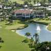 Aerial view from Royal Palm Yacht & Country Club (courtesy of Nicklaus Design)