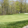 A spring view of green at Tennanah Lake Golf & Tennis Club