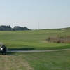 A view from the 14th tee at The Den at Fox Creek