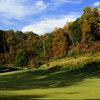A fall view from Far Oaks Golf Club