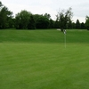 A view of the 15th green at Old Oak Country Club