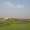 A view the 12th hole at Ironhorse Golf Course