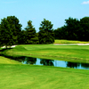 A view of the 15th green at Shady Oaks Course from Shady Oaks Country Club
