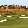A view of green #2 at Monte Rei Golf & Country Club - North Course