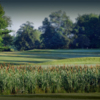 A view of the 6th green at Red from D. Fairchild Wheeler Golf Course