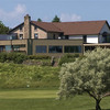 A view of the clubhouse at Doon Valley Golf Club