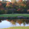 A view of a green from Tradition Golf Club at Wallingford