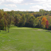 A view of green #12 at White Eagle Golf Club (Gill Design)