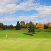 A fall view from Thunderhart Golf Course