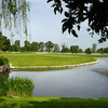 A view of the signature hole #10 (courtesy of Marriott's Griffin Gate Golf Club)