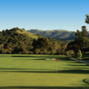 A view of a green at Corral de Tierra Country Club