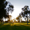 A sunny view from Costa Mesa Golf & Country Club.