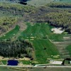 An aerial view of Mallard Golf Course