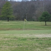 A view of a green at Uwharrie Golf Club