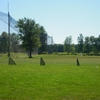 A view of the driving range at Capital Golf Club