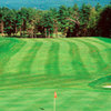 A view of green and fairway at Hudson Valley Resort & Conference Center