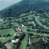 Aerial view from Lockhaven Country Club