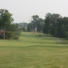 A view of hole #18 at Glenmary Country Club