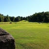 A view from tee at Blue Heron Golf & Country Club