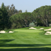 A view of the 13th green at Saticoy Country Club
