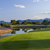 Stallion Mountain GC: View from #17