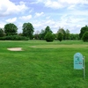 A view of hole #6 sign at 9 Hole Pitch & Putt Course from Thunersee Golf Club