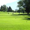 A view from tee #6 at Interlaken-Unterseen Golf Club