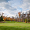 A fall view of hole #3 at Canajoharie Country Club