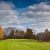 A view of the 4th green at Canajoharie Country Club
