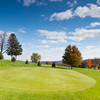 A view of green #17 at Canajoharie Country Club