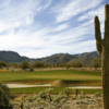 A view of hole #15 from Founders Course at Verrado Golf Club.