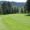 A view of a fairway at Mount Saint Helena Golf Course