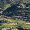 Aerial view from Galena Ridge at Silver Mountain Resort