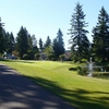 A view of hole #9 at Tapps Island Golf Course