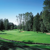 A view of the 7th hole at Bear Creek Country Club