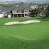 A view of the 15th hole at Apple Tree Golf Course