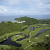 Aerial view of Dalit Bay Golf & Country Club
