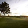 Golfers on the fairway at Dalit Bay Golf & Country Club