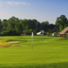 A view from Apple Nine at Lyman Orchards Golf Club