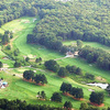 Aerial view of the Segregansett Country Club