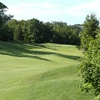A view from the right side of fairway #9 at Thousand Hills Resort & Golf Club.