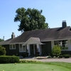 A view of the clubhouse at Wyoming Golf Club