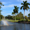 A morning view from Hollywood Beach Golf & Country Club.