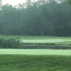 A view of green #18 at the 18-hole Executive Course from Liftlock Golf Club
