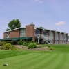A view of the clubhouse at Steubenville Country Club