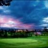 16th hole at sunrise