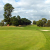 View of the 1st green at George Town Golf Club