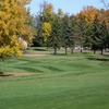 A view of the 17th hole at Black Brook Course from Izatys Golf & Yacht Club.